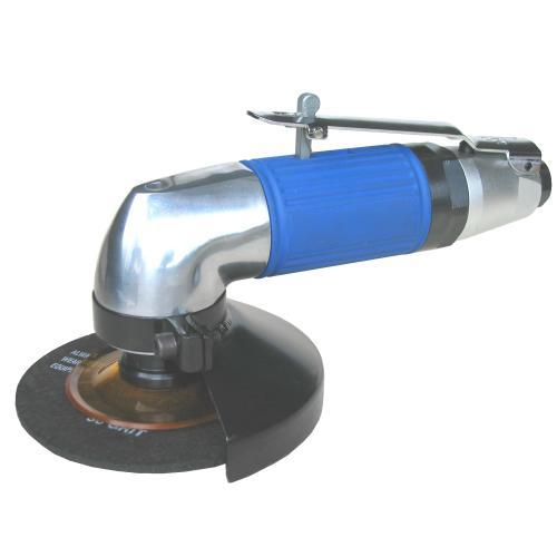 "4"" Angle Grinder W/Safety Lever"