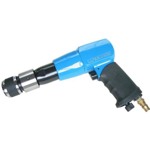 Push-to-Start Low Vibration Med. Air Hammer