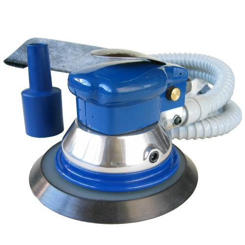 "5"" or 6"" Heavy Duty Dust-Free Random Orbital Palm Sander (self and Vacuum system)"